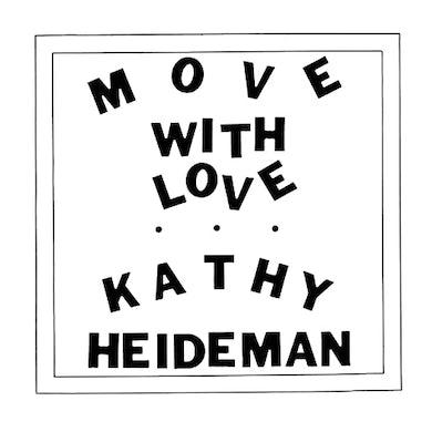 MOVE WITH LOVE (STORMY WHITE VINYL) Vinyl Record