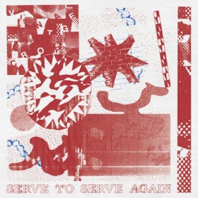 SERVE TO SERVE AGAIN (LIGHT BLUE VINYL) Vinyl Record