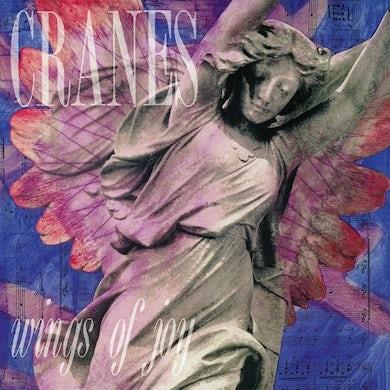 Cranes WINGS OF JOY (180G/BLUE VINYL) Vinyl Record