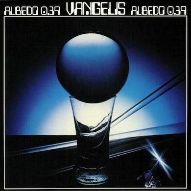 ALBEDO 0.39 (180G/TRANSPARENT BLUE VINYL) Vinyl Record
