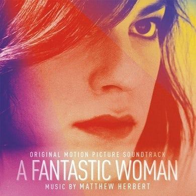 FANTASTIC WOMAN Original Soundtrack (2LP/LIMITED/TRANSPARENT PINK VINYL/180G/INSERT/GATEFOLD/NUMBERED) Vinyl Record
