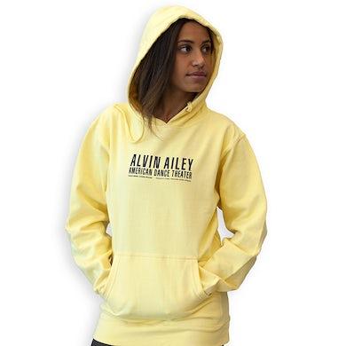 Alvin Ailey Dance Yellow Hoodie