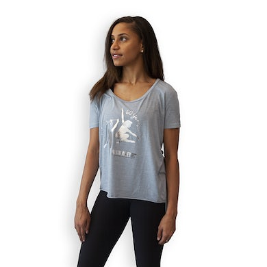 Alvin Ailey Womens Celebrate 60 Tee