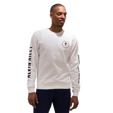 Alvin Ailey White Crewneck Sweatshirt