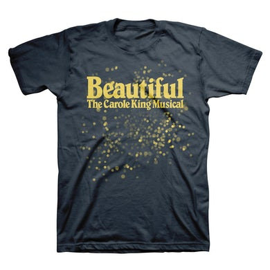 Beautiful Unisex Logo Lights Tee