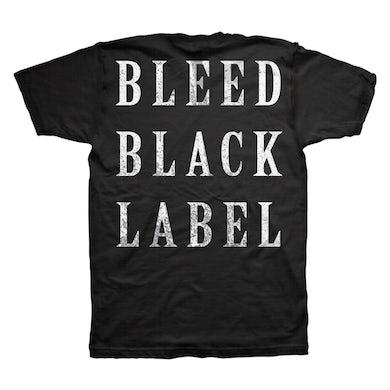 Black Label Society Destroyer Bleed BLS Shirt