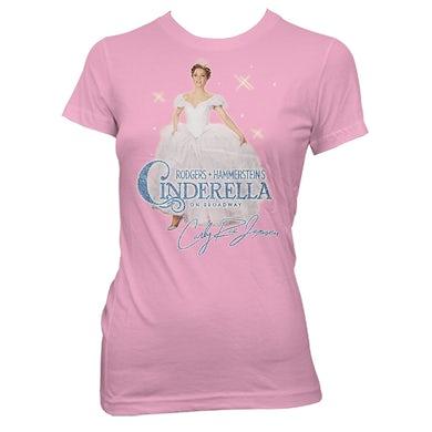 Cinderella Carly Rae Jepsen Glitter Tee