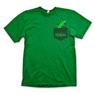 Matilda Youth Pocket Newt Tee
