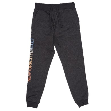 NYC Ballet Gradient Logo Joggers