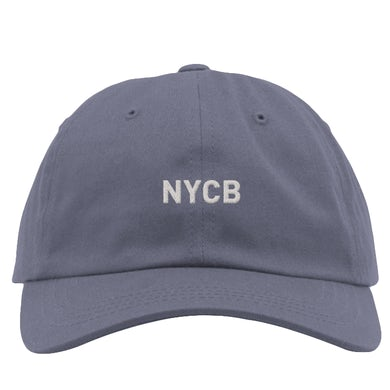 NYC Ballet Blueberry Logo Hat