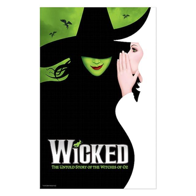 Wicked Keyart Poster