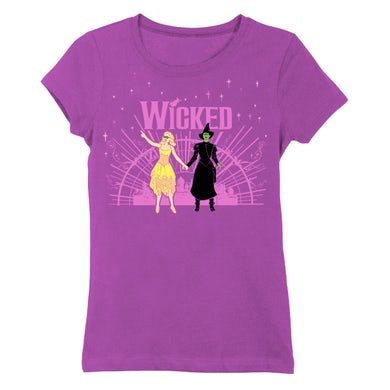 Wicked Friends for Good Youth Tee
