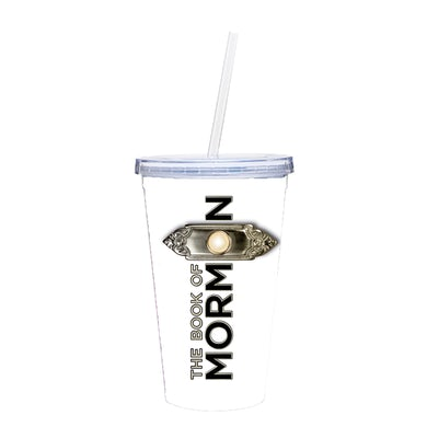 The Book of Mormon Salvation Tumbler