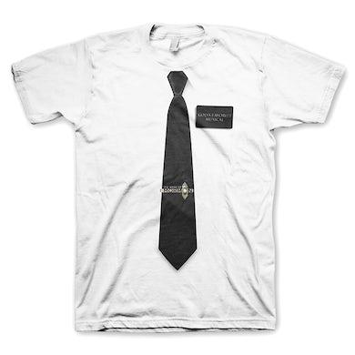 The Book of Mormon Tie Tee
