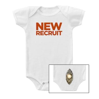 The Book of Mormon New Recruit Bodysuit