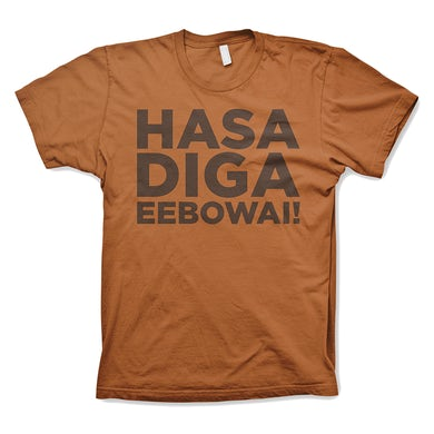 The Book of Mormon Hasa Tee