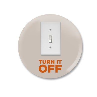 The Book of Mormon Turn It Off Button