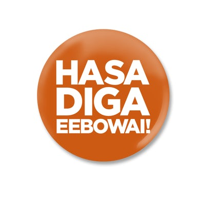 The Book of Mormon Hasa Diga Button