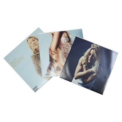 Ellie Goulding Double Disc White Vinyl