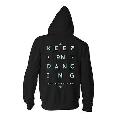 Ellie Goulding Keep On Dancing Hoodie