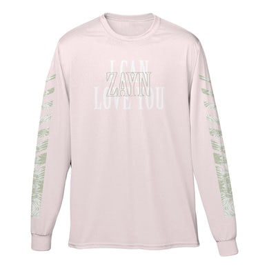 Zayn I Can Love You Long Sleeve Tee