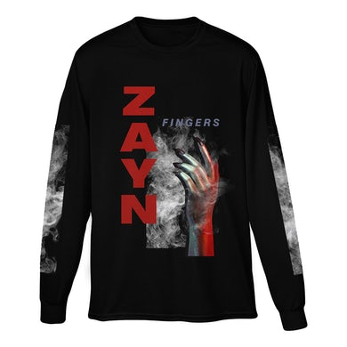 Zayn 'Fingers' Longsleeve Tee
