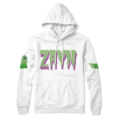 Alien By Zayn White Pullover