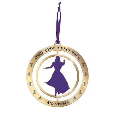 Anastasia December Spinner Ornament