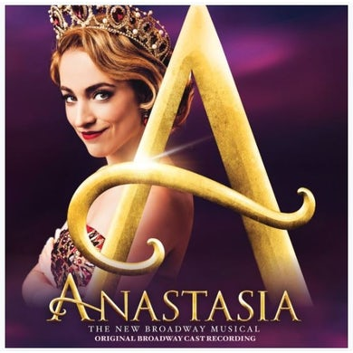 Anastasia Cast Recording Vinyl