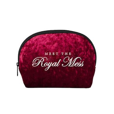 Anastasia Royal Mess Velvet Pouch