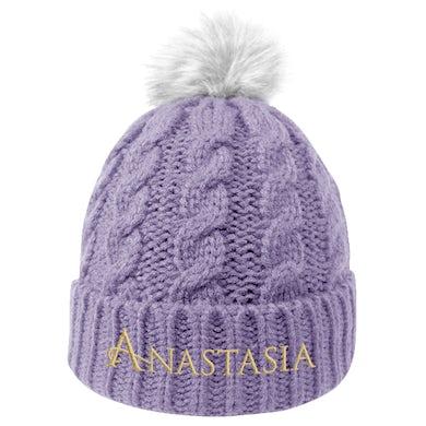 Anastasia Winter Pom Beanie