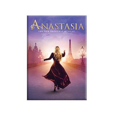 Anastasia Logo Magnet