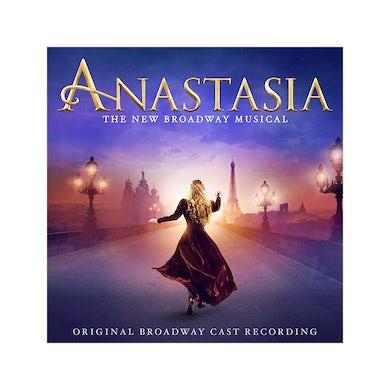 Anastasia Broadway Cast Album