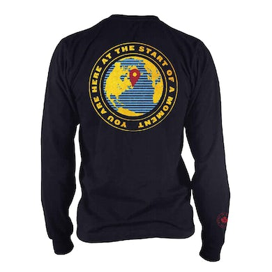 Come From Away Canadian Long Sleeve Logo Tee
