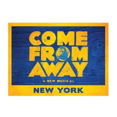 Come From Away NY Magnet