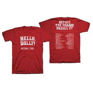 Hello Dolly Tour Logo Tee