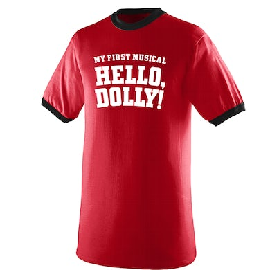 Hello Dolly My First Musical Youth Tee