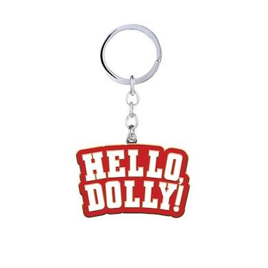 Hello Dolly Logo keychain