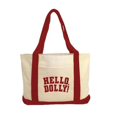 Hello Dolly Logo Tote