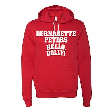 Hello Dolly Unisex Bernadette Logo Hoodie