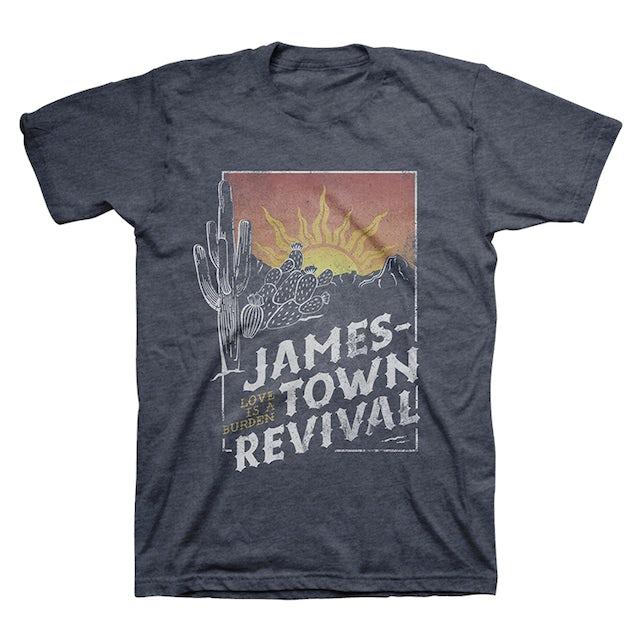 Jamestown Revival Cactus Tee