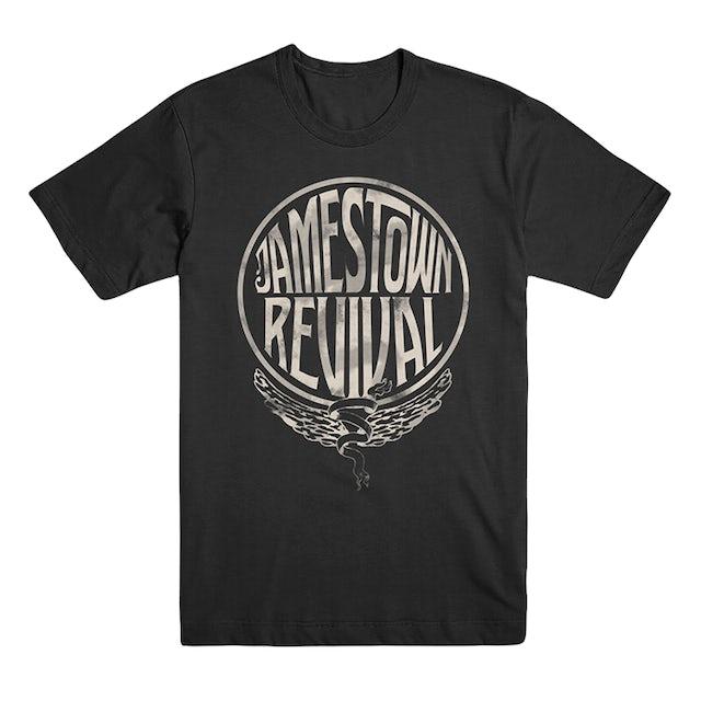 Jamestown Revival Round Logo Tee