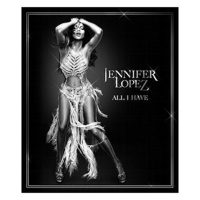 Jennifer Lopez All I Have Program Book
