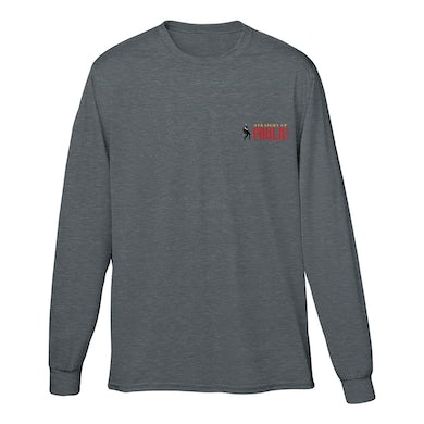 Straight Up Patch Long Sleeve