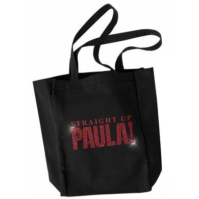 Paula Abdul Straight Up Glitter Tote Bag