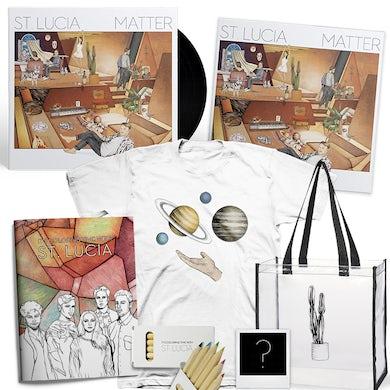 St. Lucia Complete Vinyl Bundle