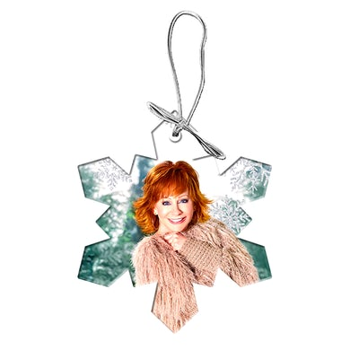 Reba Mcentire My Kind of Christmas Ornament