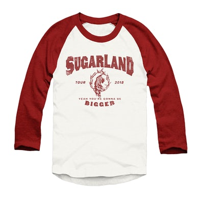Sugarland Gonna Be Bigger Raglan