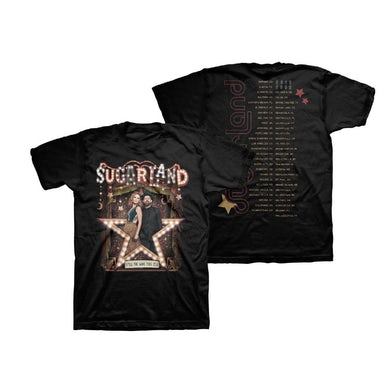 Sugarland Still The Same Tour Tee
