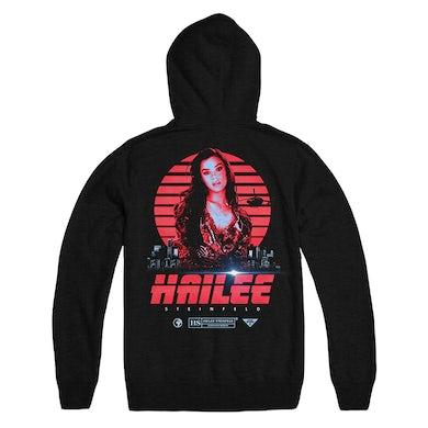 Hailee Steinfeld Action Hoodie
